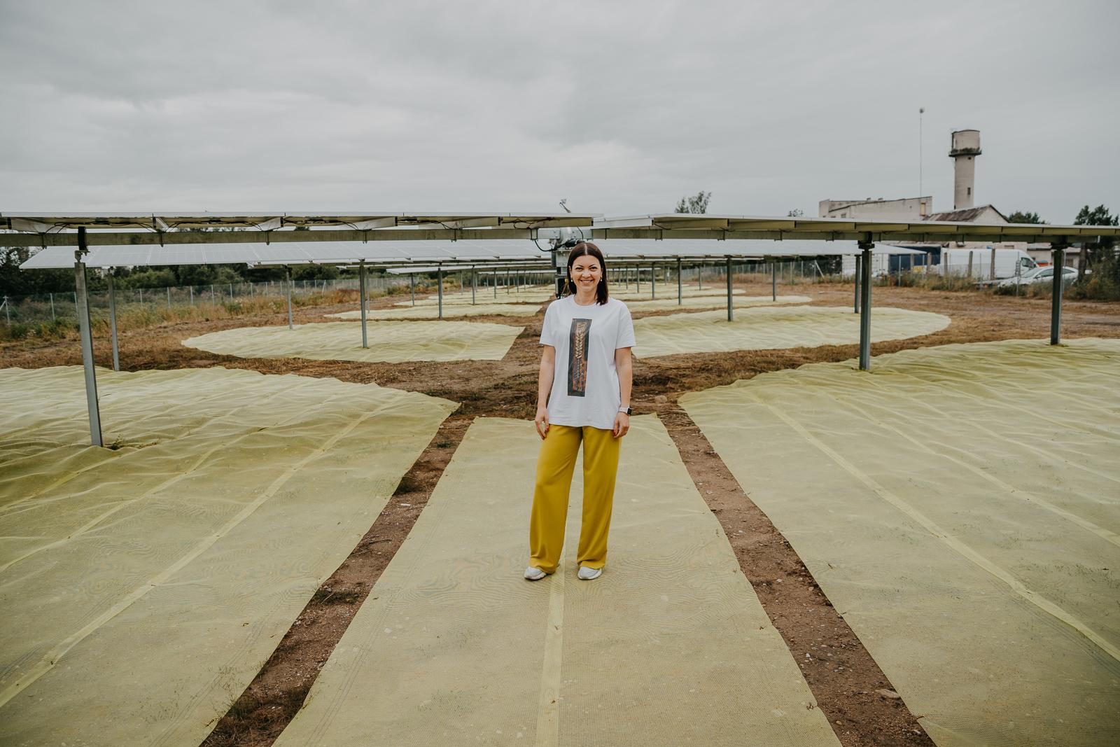 Nuo šiol visi Biržų duonos kepiniai gimę iš draugiškos saulės energijos