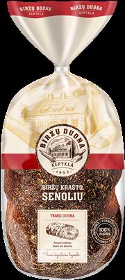 Biržų Senolių duona