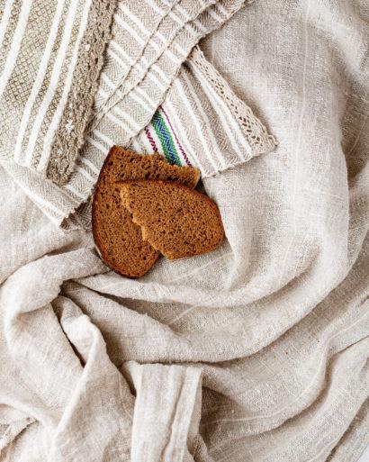 Biržų tamsi duona