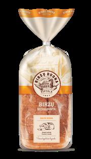 Biržų nesaldinta duona
