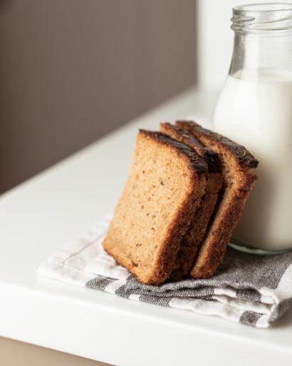 Naminė duona be mielių