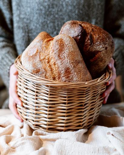 """Duona """"Prancūzaitė"""" su avižų sėlenomis"""