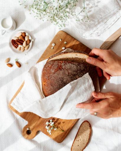 Damutės šviesi duona