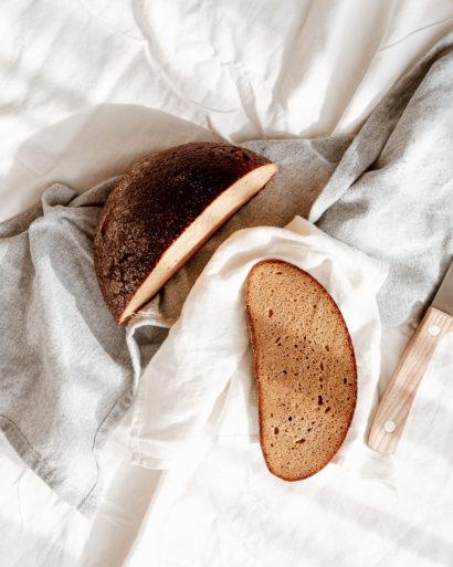 Bajorų šviesi duona