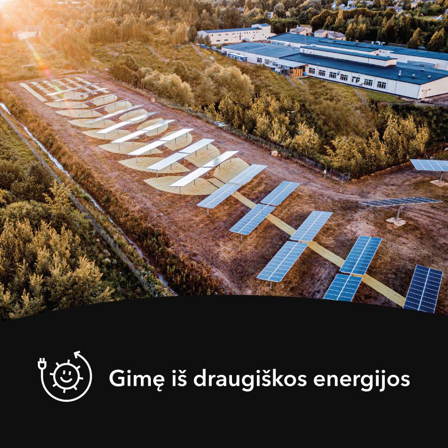 Mūsų saulės jėgainė