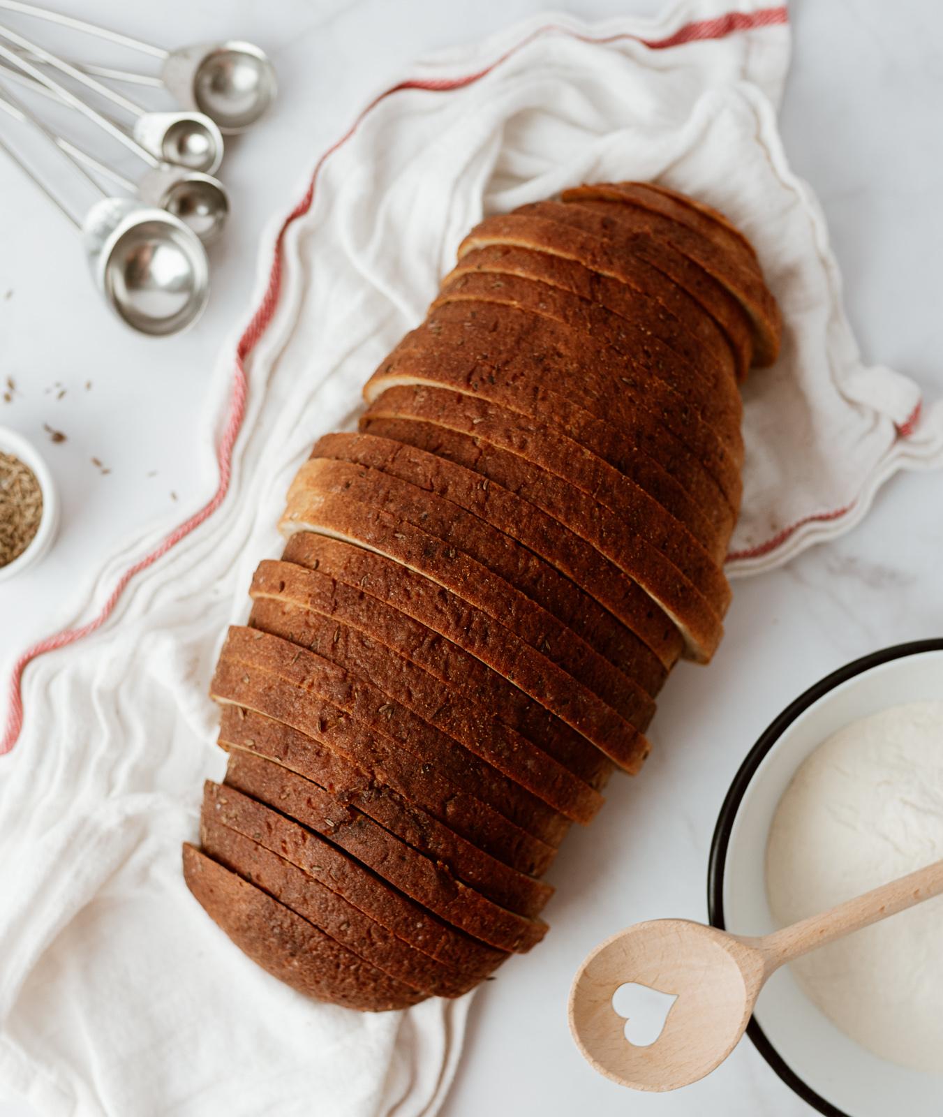 Biržų plikyta duona