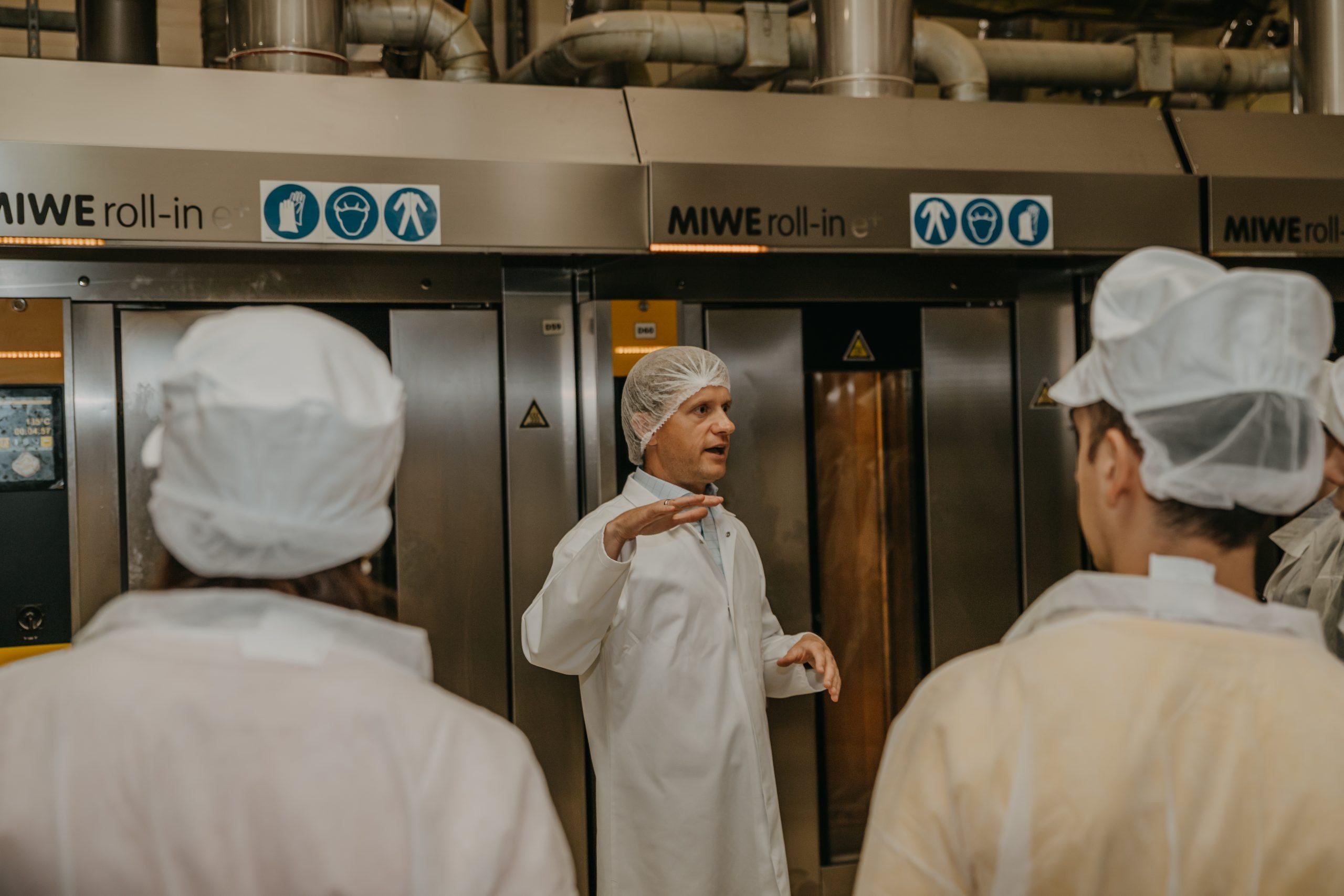 """""""Biržų duoną"""" stumti iš autsaiderės į lyderes Andrius Kurganovas tėvams padėjo beveik nuo pradžių"""