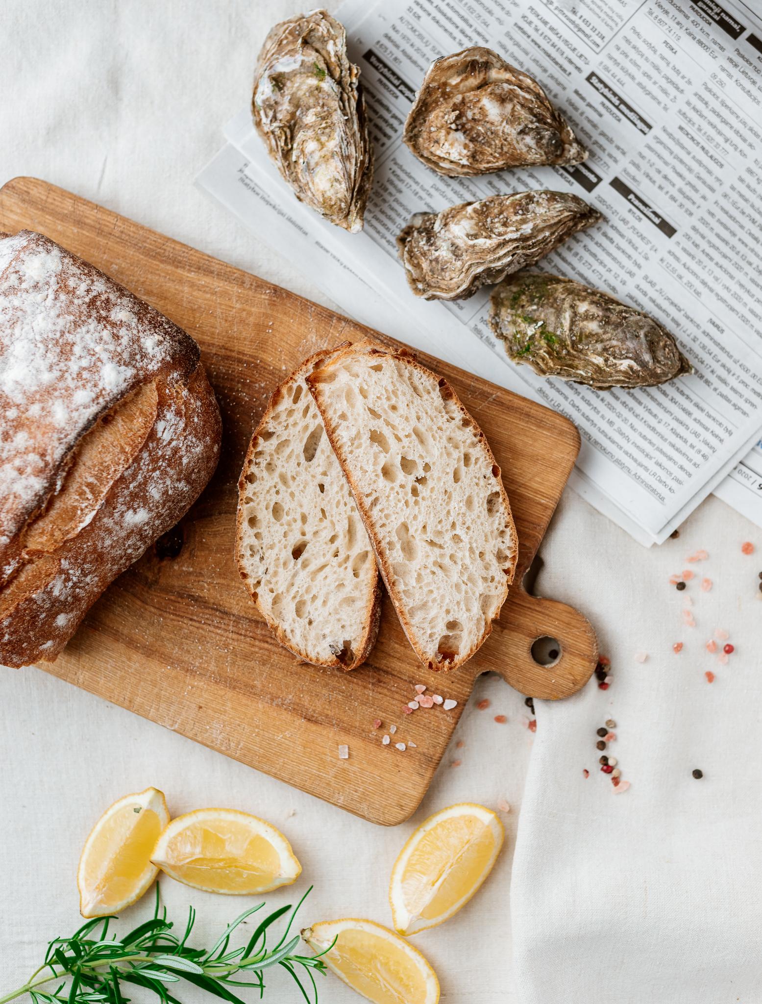 Prancūziška Amelijos duona